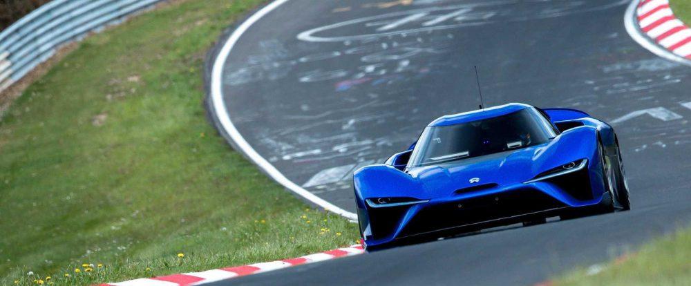 Китайский автомобиль побил рекорд Lamborghini