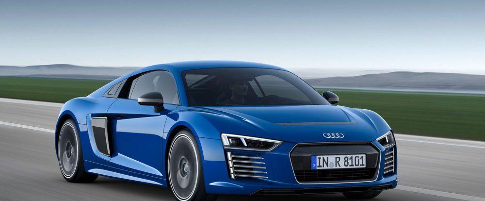 Компания Audi выпустит доступный электрокар