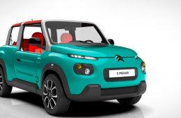 Citroen начнет выпуск электрокаров нового поколения в 2020 году