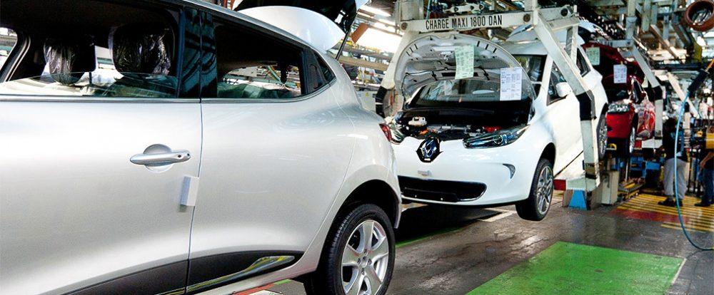Заводы Renault возобновили работу после атаки хакеров