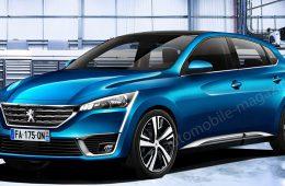 Peugeot 208 нового поколения появится в 2019 году