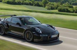 Названы характеристики самого мощного и быстрого Porsche 911