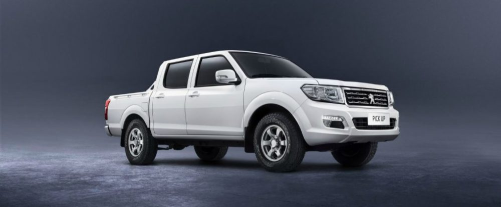 Renault Duster превратили в «народный» пикап