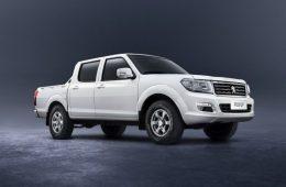 Peugeot выпустил пикап для африканцев