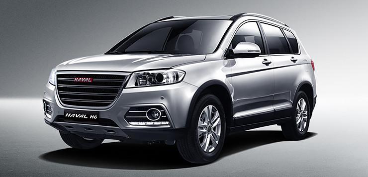 Haval отчитался о продажах автомобилей в России в 2017 году