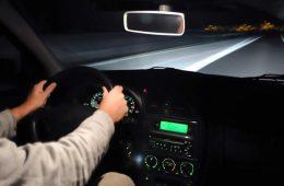 Советы безопасного вождения в темное время суток!