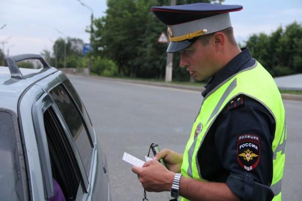 Полицейские подвели итоги сплошных проверок