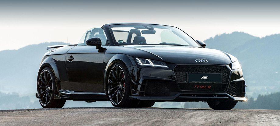 Пара ABT TT RS-R обошла в стартовой динамике Audi R8