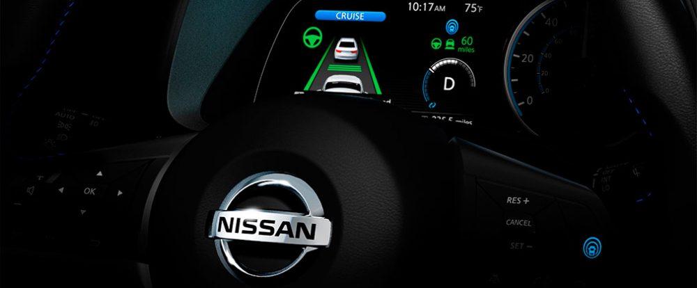 Nissan анонсировал новый электромобиль для России