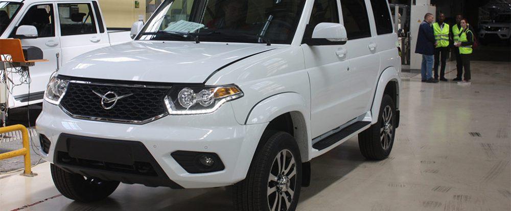 УАЗ начнет поставки автомобилей в Кот-д'Ивуар