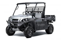 Kawasaki представил новый Mule Pro-FXR
