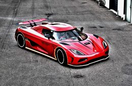 Опубликованы рендеры внедорожника Koenigsegg