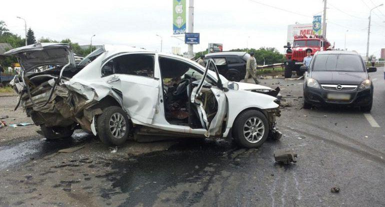 В ДТП в Вяземском районе погибли две женщины