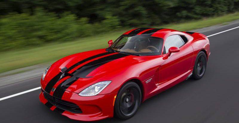 Последний Dodge Viper в истории соберут до конца лета