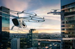 Daimler инвестирует 25 миллионов евро в разработку летающего такси