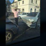 В Смоленске «помялись» два «ВАЗа»