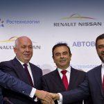 Компания Nissan вышла из состава акционеров АвтоВАЗа