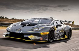 Купе Lamborghini Huracan Super Trofeo EVO обошло предка на треке