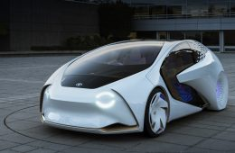 Компании Mazda, Toyota и Denso будут вместе делать электрокары
