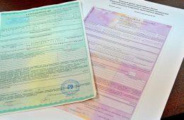 В России снова изменятся бланки ОСАГО (но не сильно)