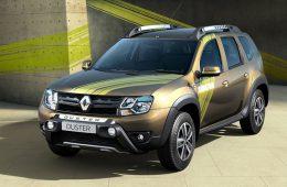 Для Renault Duster разработали новую спецверсию