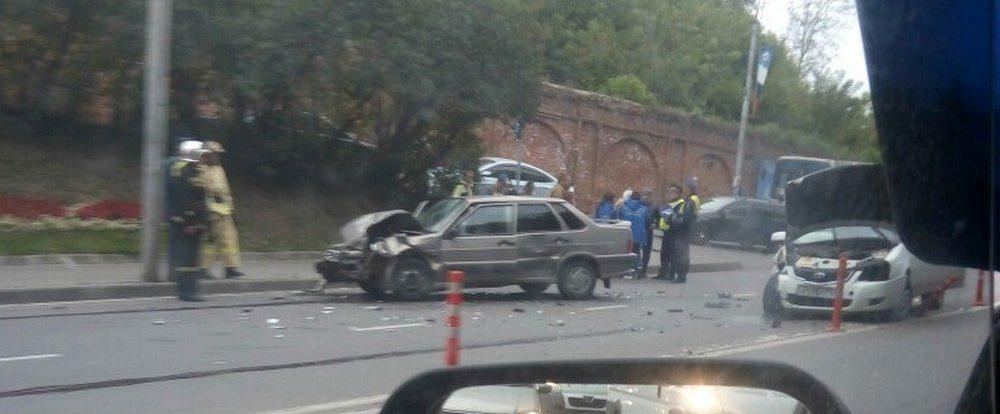 В Смоленской области пассажиры вазовской «семерки» погибли под колесами МАЗа