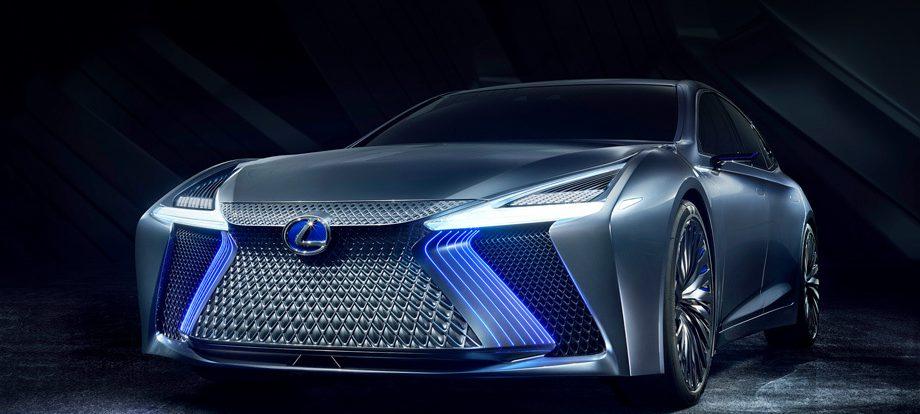 Седан Lexus LS обзаведётся обучаемым автопилотом
