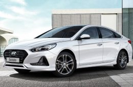 Hyundai Sonata 2017: обзор