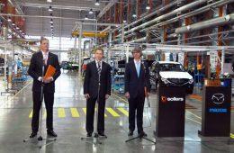 Mazda начала строить завод в России