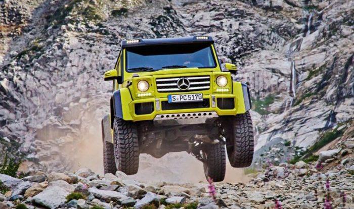 Mercedes-Benz прекращает выпуск «супер-Гелика»