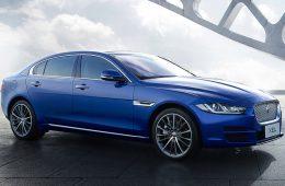 Jaguar рассекретил «растянутый» седан XE