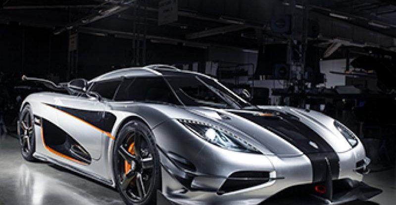 Шведы обновили рекорд скорости серийных автомобилей