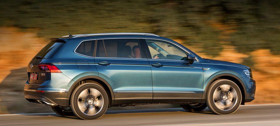 Сомневаемся в перспективах кроссовера Volkswagen Tiguan Allspace