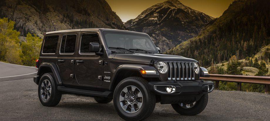 Внедорожник Jeep Wrangler доказал верность историческому стилю