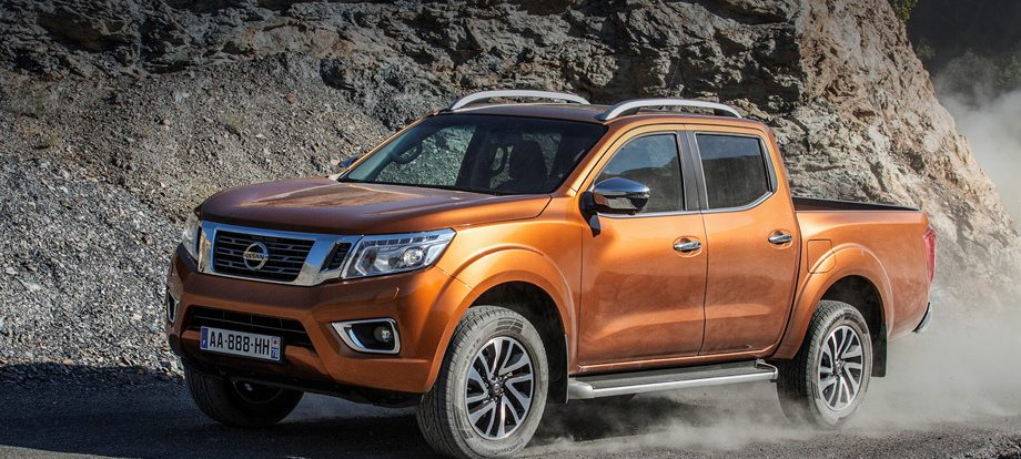 Пикап Nissan Navara станет внедорожником для Китая