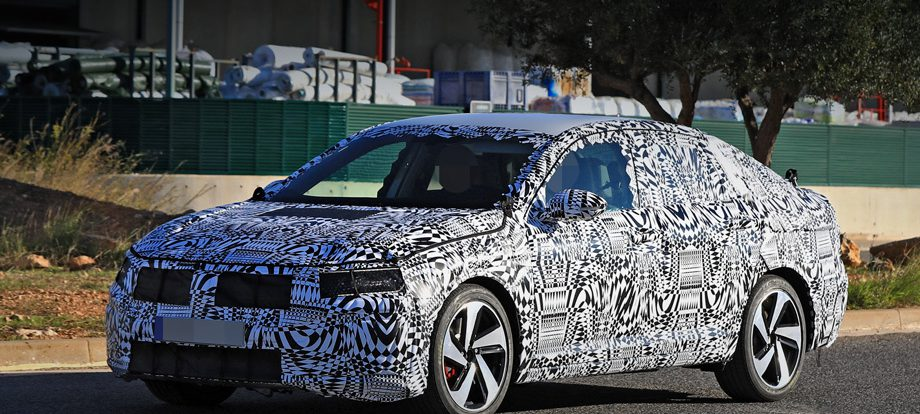 На тестах замечен «заряженный» седан Volkswagen Jetta