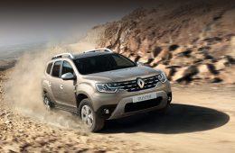 Паркетник Renault Duster порадовал улучшенным интерьером