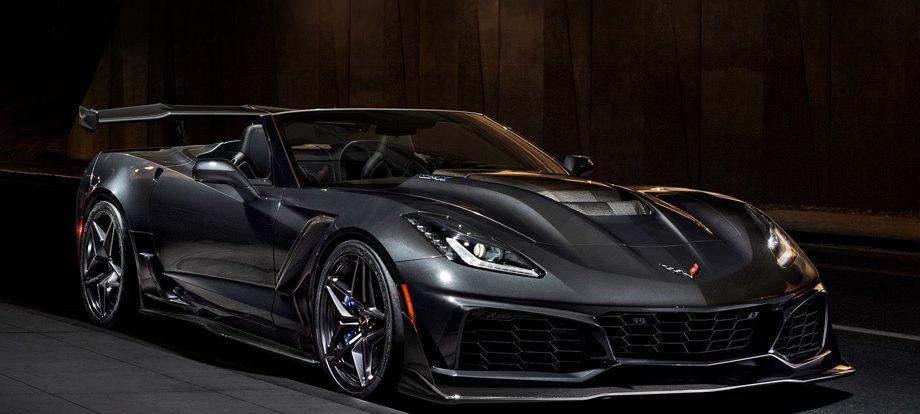 Дебютировал первый за полвека открытый Corvette ZR1