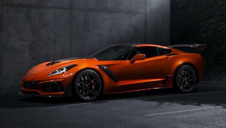 Представлен самый мощный Chevrolet Corvette в истории модели