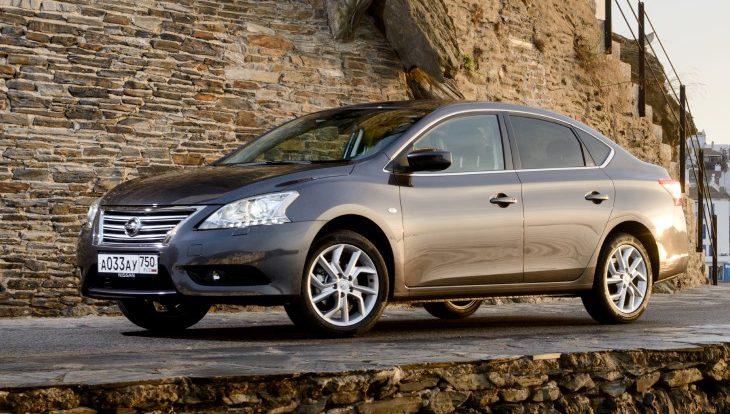 Две модели марки Nissan покинули российский рынок