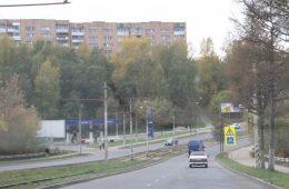 Движение по улице Академика Петрова ограничат до конца ноября