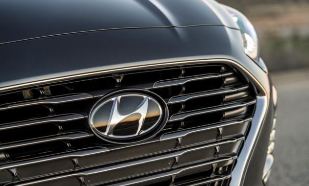Hyundai может представить несколько новинок в феврале 2018 года