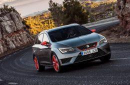 335-сильный Seat Leon ST Cupra R может выйти в 2018 году