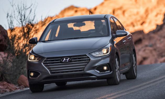 Hyundai назвал цену североамериканского Solaris