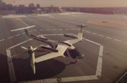 Uber и NASA решили создать летающее такси