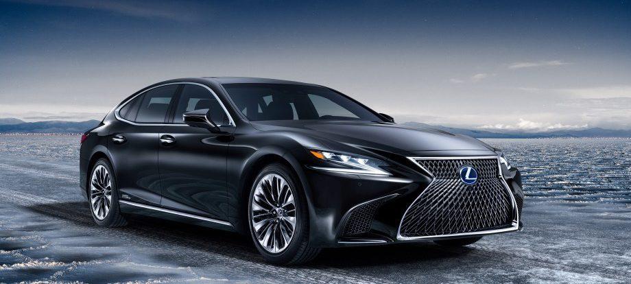 Новый флагманский седан Lexus LS оценён в рублях