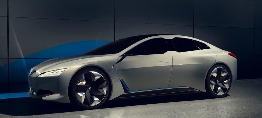 Электрокары BMW будут построены на модульной платформе