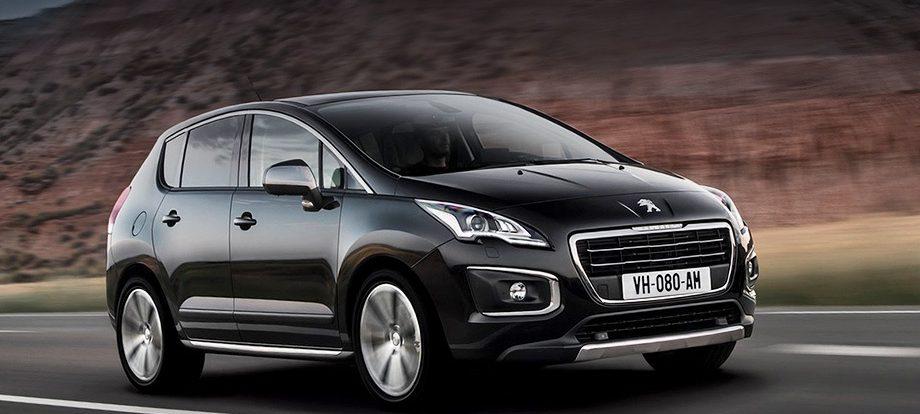 Кроссоверы Peugeot 3008 заподозрены в утечке топлива