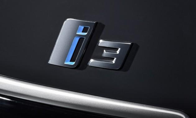 BMW i3 будет в будущем спасать праздничное настроение