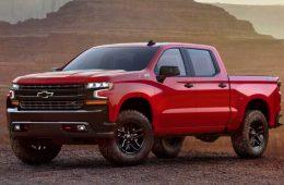 Новое поколение пикапа Chevrolet Silverado показали в Техасе
